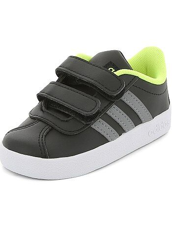 'Adidas VL COURT 2 CMF' sneakers met klittenband - Kiabi
