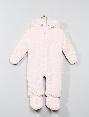 Meisje 0-36 maanden - Babypakje van ratiné - Kiabi