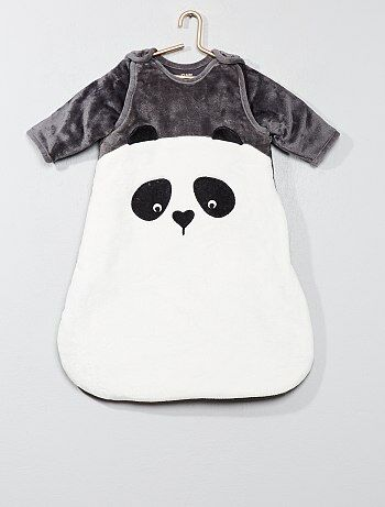 Babyslaapzak met pandaplaatje - Kiabi