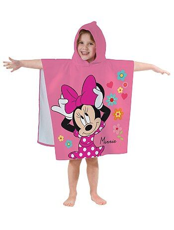 Badcape van 'Minnie Mouse' - Kiabi