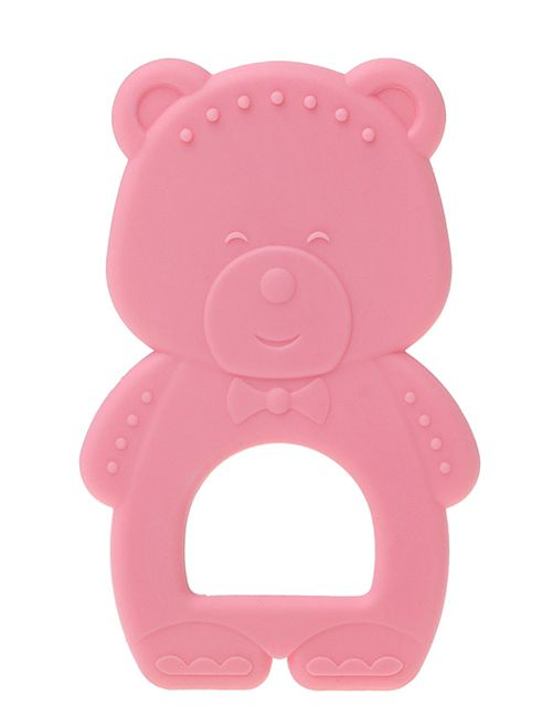 Berenbijtring                                         roze Meisjes babykleding