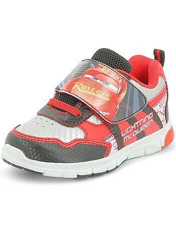 'Bliksem McQueen'-sneakers van 'Cars' - Kiabi