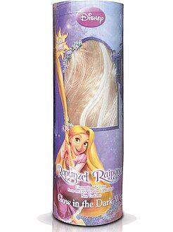 Kinder verkleedkleding - Blonde pruik 'Rapunzel'