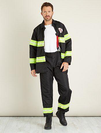 Heren - Brandweermankostuum - Kiabi
