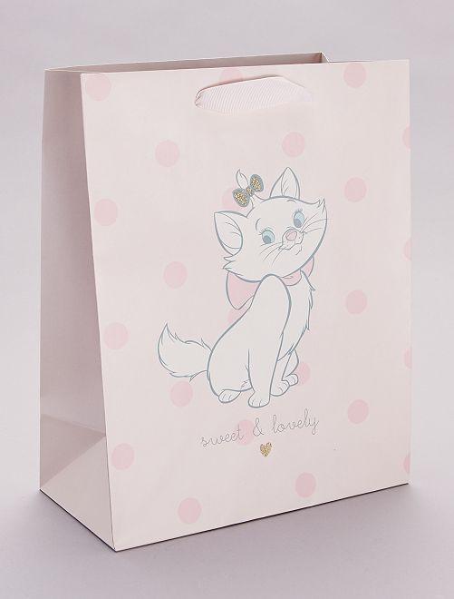 Cadeautasje 'Marie' 'De Aristokatten' 'Disney'                             roze