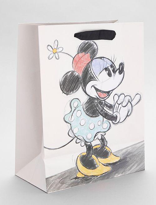 Cadeautasje 'Minnie' 'Disney'                             ROOD