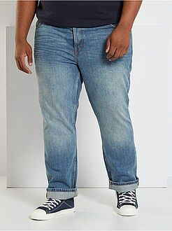 Comfortabele five-pocket jeans