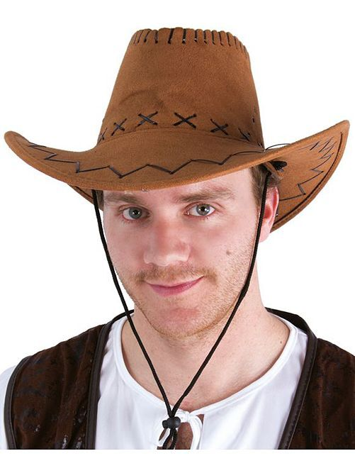 Cowboyhoed                             khaki Heren
