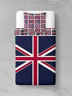 Woongoed Dekbedovertrekset 'Union Jack'