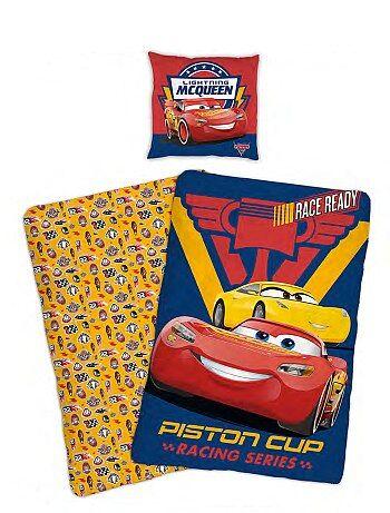 Dekbedovertrekset van 'Cars' van 'Disney' 'Pixar' - Kiabi