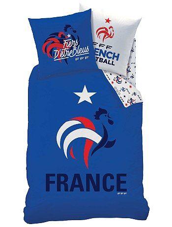 Dekbedovertrekset van 'Equipe de France' - Kiabi