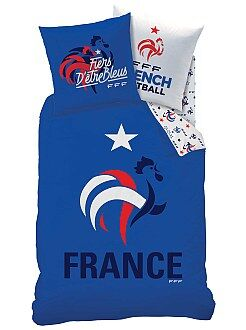Dekbedovertrekset van 'Equipe de France'
