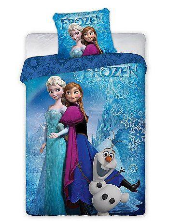 Dekbedovertrekset van 'Frozen' - Kiabi