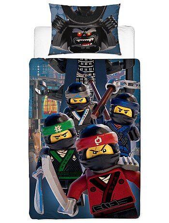 Dekbedovertrekset van 'Lego' 'Ninjago' - Kiabi