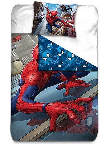 Dekbedovertrekset van 'Spiderman' - Kiabi