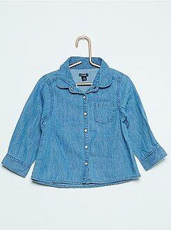 Blouse - Denim blouse