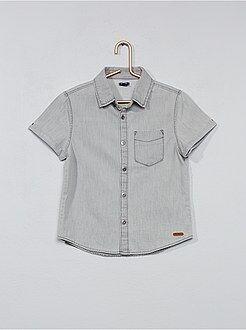 Denim overhemd - Kiabi