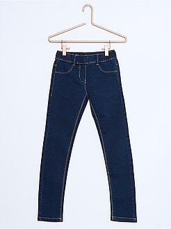 Denim - Denim stretch jegging