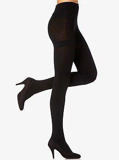 Sokken, panty's - 'Dim' fleece maillot