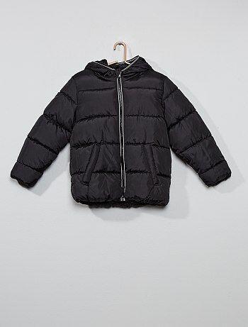 9bf5ef8f4eb Superwarm, doorgestikt donsjack voor meisjes met trendy dessin   Kiabi