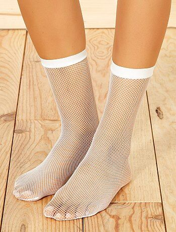 Doorschijnende sokjes van 'Dim' - Kiabi