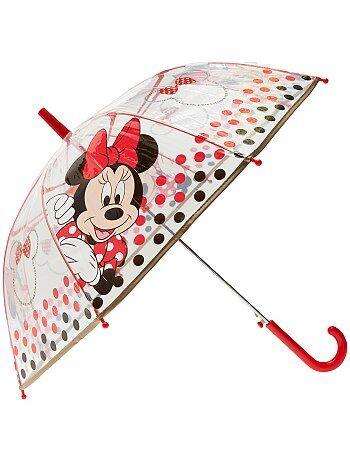 Doorzichtige paraplu van 'Minnie' - Kiabi