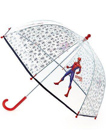 Doorzichtige paraplu van 'Spider-Man' - Kiabi