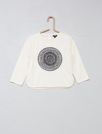 'Droomvanger' T-shirt met lange mouwen - Kiabi
