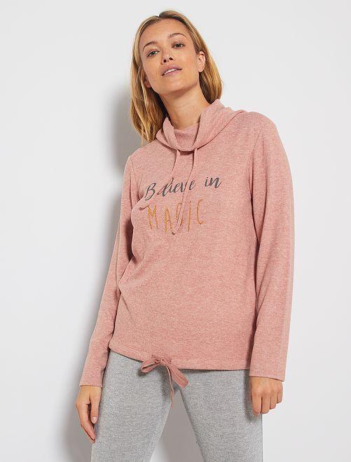 Dunne, heerlijke zachte sweater                                         ROSE