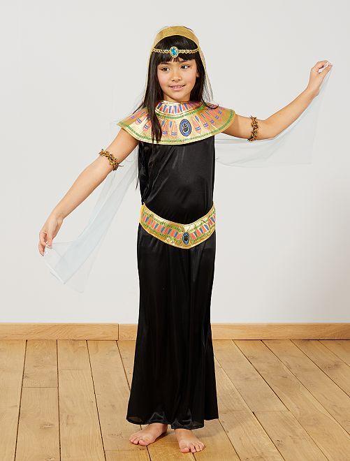 Egyptisch verkleedkostuum                             zwart