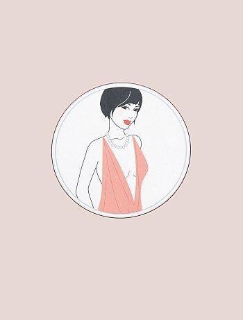 Fashion tape voor kleding - Kiabi