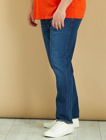 Fitted 5-pocket jeans - Kiabi
