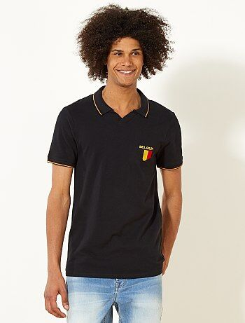 Fitted polo België - Kiabi