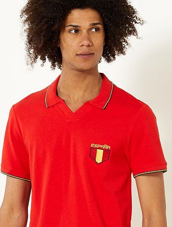 Fitted polo Spanje - Kiabi