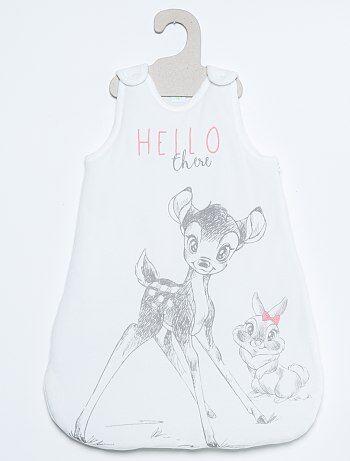 Fluwelen babyslaapzak van 'Disney' - Kiabi
