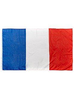 Versiering, Animatie - Franse vlag - Kiabi