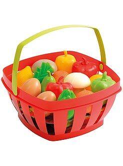 Verkleed kleding - Fruit- en groentenmandje - Kiabi
