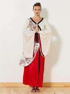 Geisha-verkleedkostuum