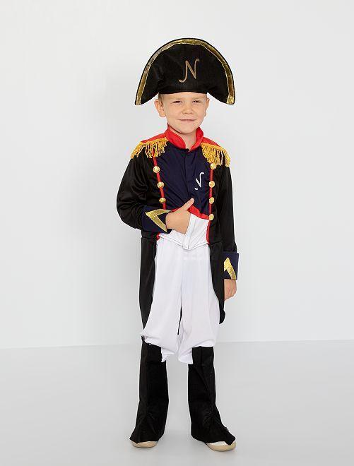Generaal verkleedkleding                             ZWART