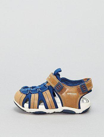 Meisjeskleding 3-12 jaar - 'Geox' sandalen met klittenband - Kiabi