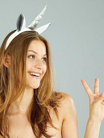 Accessoires - Haarband 'eenhoorn' - Kiabi
