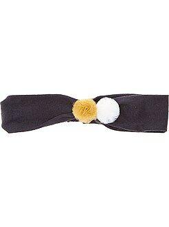 Accessoires - Haarband met kwastjes - Kiabi