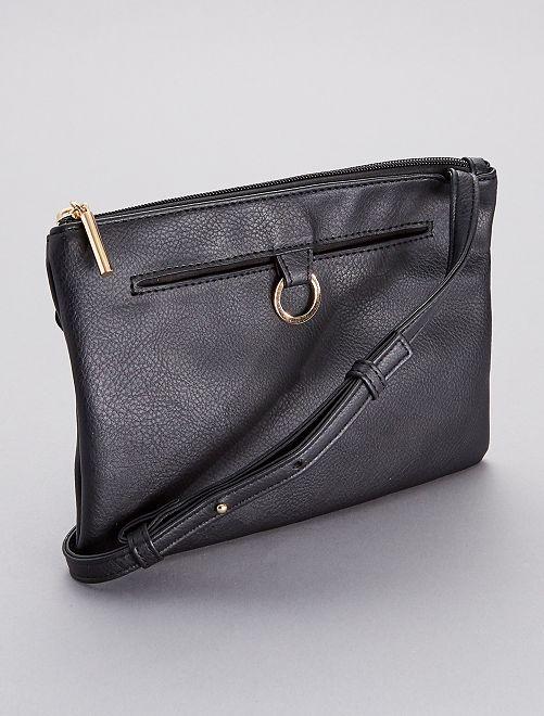 Handtasje met schouderband                                         zwart