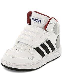 Hoge 'Hoops CMF Mid INF'-sneakers van 'Adidas' - Kiabi
