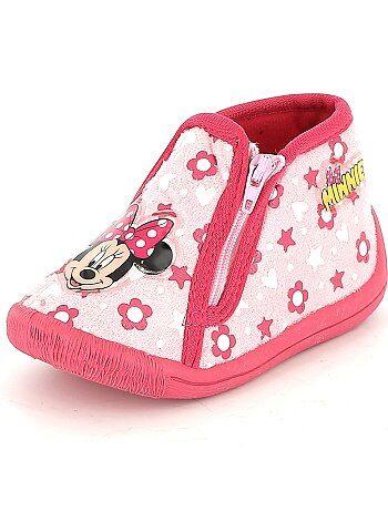 Hoge pantoffels van 'Minnie' - Kiabi