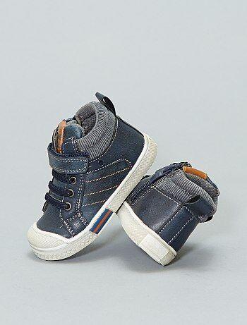 Jongenskleding 3-12 jaar - Hoge sneakers van 'Beppi' - Kiabi
