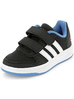 Jongenskleding 3-12 jaar - 'Hoops CMF C'-sneakers van 'Adidas' - Kiabi