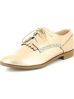 Damesmode maat 34-48 Imitatieleren nette schoenen