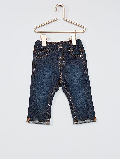Jeans 'Ecodesign'                                         BLAUW