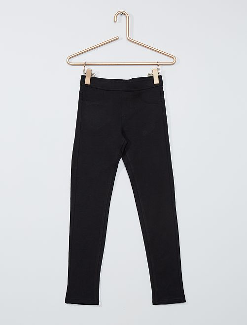 Jegging 'Ecodesign'                                                                 zwart